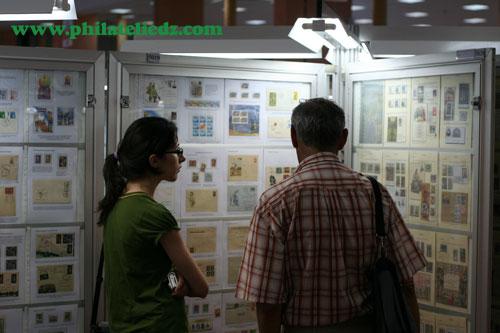 Exposition Philatelique Internationale EFIRO 6