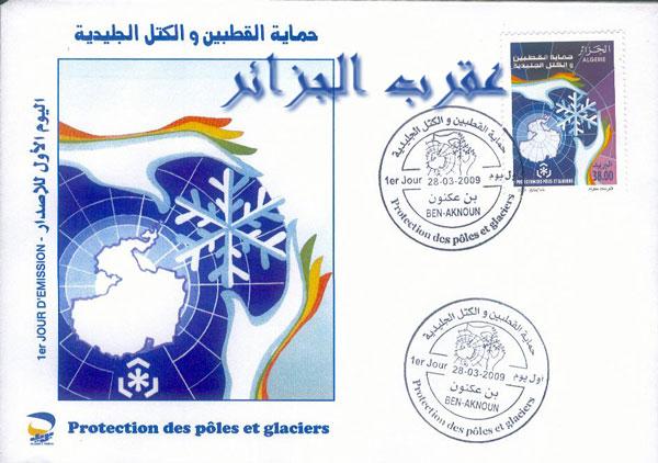 04/2009 PROTECTION DES POLES ET DES GLACIERS Fdc