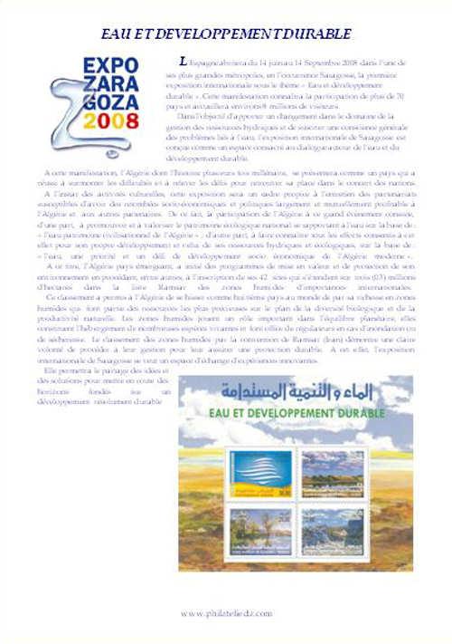 emission 04/2008 Eau et dévellopement durable - Page 2 Eau