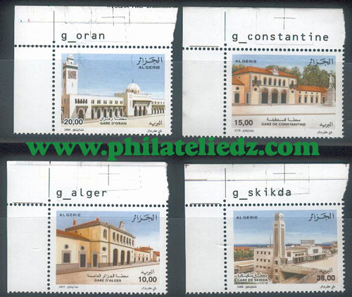 """Emission """"Gares d'Algérie"""" du 09 Juillet - Page 2 Train"""