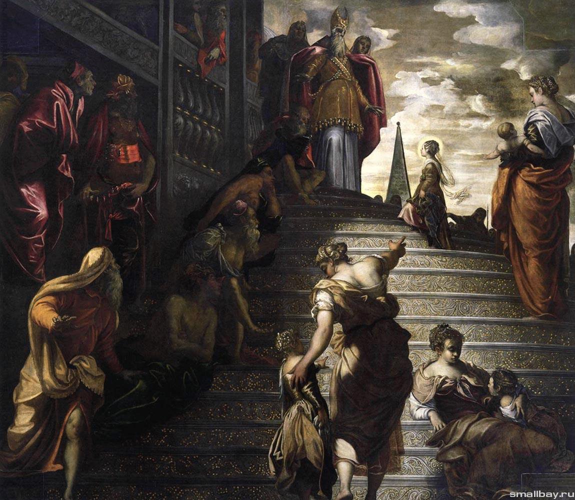 Jakopo Robusti  Tintoreto Tintoretto06