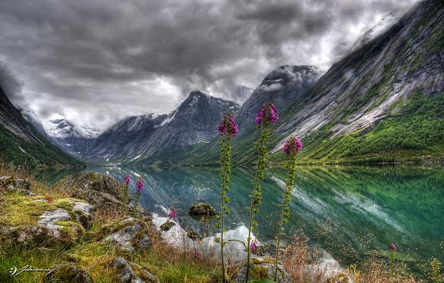 Роскошные пейзажи Норвегии - Страница 2 Norway