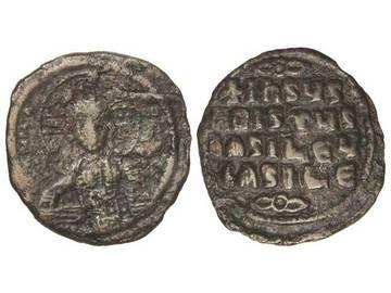 Follis anónimo atribuido a Constantino VIII YmKwX