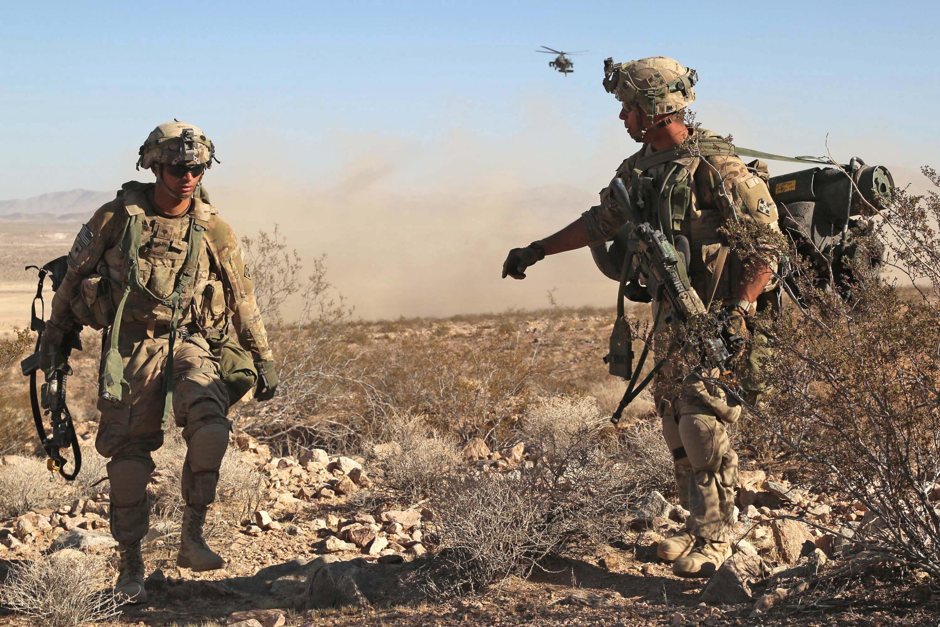 المعركة المتعددة الميادين.....Multi-Domain Battle Tradoc-2
