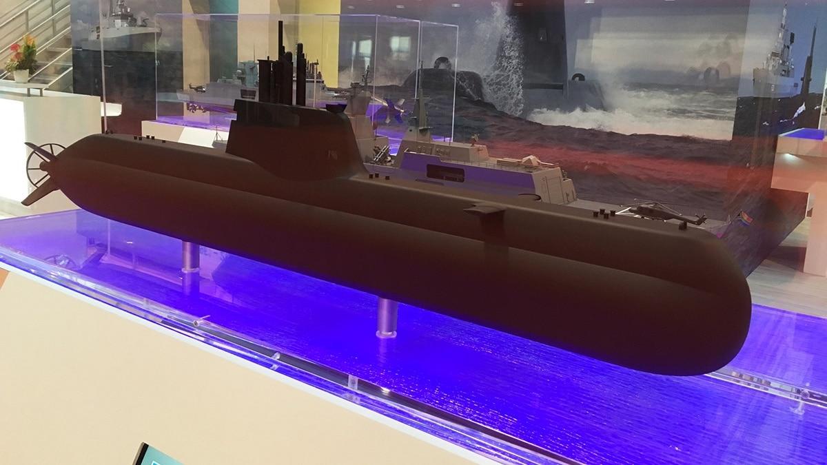 البحرية السنغافورية و سيادة الأعماق Singapore-tkms-type-218sg