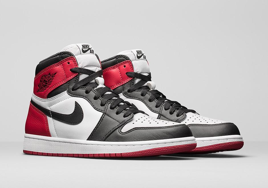 Nouveautés Sneakers - Page 2 Air-jordan-1-black-toe-official-photos