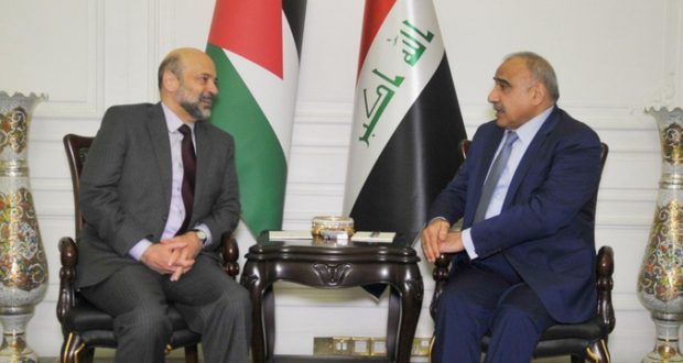 Petra: Al-Razzaz will discuss in Baghdad completing the oil pipeline and achieving economic integration with Iraq 62971245-045A-4CE1-A256-204BA70BCB3C-620x330