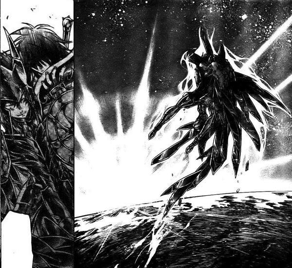La efímera luz de la destrucción *Visto*(Privado: Saga) Tech-Dohko-RozanKoRyuHa2