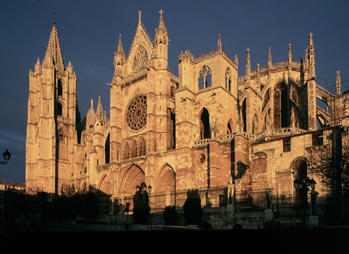 Coplas de Ciego  Catedral-de-leon