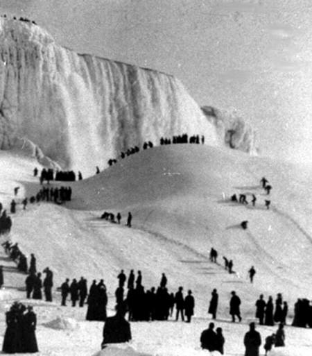 SORPRENDENTE , INTERESANTE ,  CURIOSO...... - Página 7 Niagara-congelado
