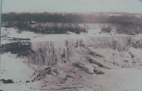 SORPRENDENTE , INTERESANTE ,  CURIOSO...... - Página 7 Niagara-hielo