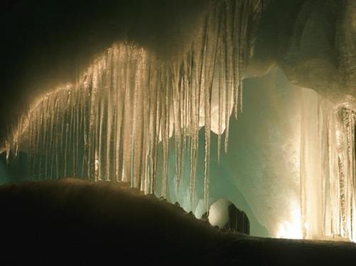 Cuevas de hielo Cuevadehielo