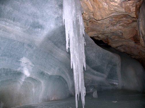 Cuevas de hielo Eisriesenw3