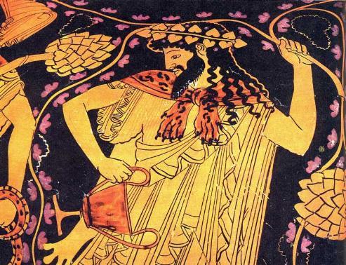 Los mejores relatos de la Mitología Griega Dionisio
