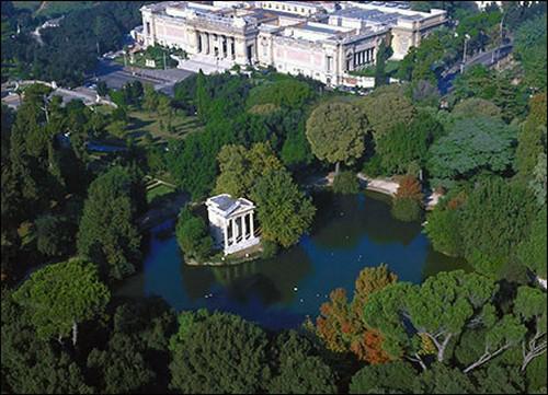 Villa Borghese /Roma/ Villa-borghese