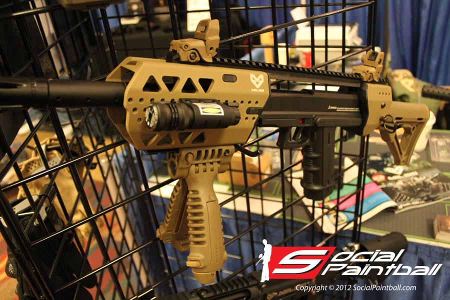 MILSIG FXR - Kit de conversão para pistolas Pbx2012Social12