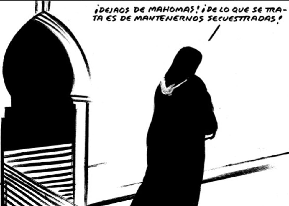 Explotación y opresión contra la mayoría de mujeres [El Roto, viñeta] 1362681873_482131_1362682034_album_normal