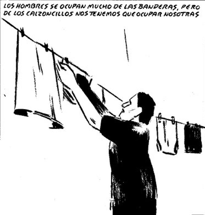 Explotación y opresión contra la mayoría de mujeres [El Roto, viñeta] 1362681873_482131_1362682139_album_normal