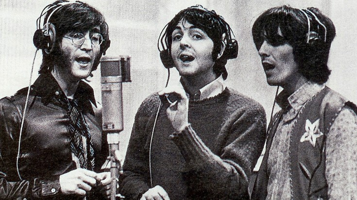 ¿Cuánto mide Paul McCartney? - Altura - Real height The-beatles-blackbird-rehearsal-take-audio--735x413