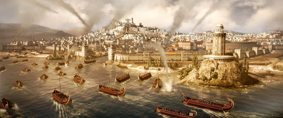 Strategy Games Rome-screen-1