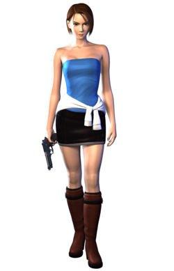 Top 10 de vos personnages favoris Jill_valentine2