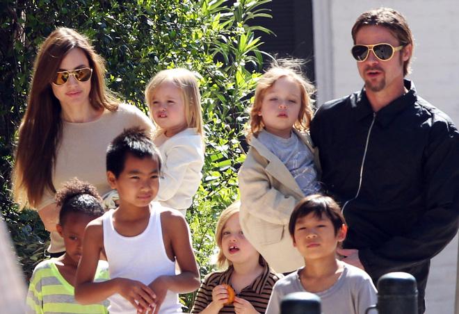 """Brad Pitt và Angelina Jolie ly hôn - cái kết của kẻ """"cướp"""" chồng? Brangelina-1474395599589"""