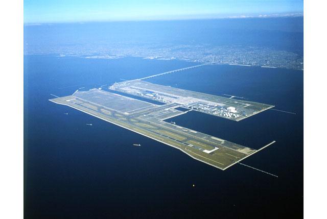 Những phẩm chất rất khó học theo của người Nhật Kansai-international-airport-5