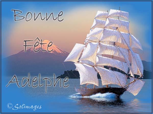 BON LUNDI BONNE SEMAINE Adelphe