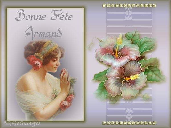 BON SAMEDI Armand