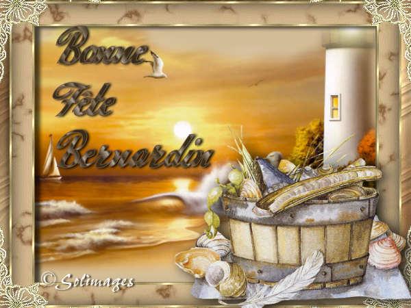 Bon Vendredi Bernardin