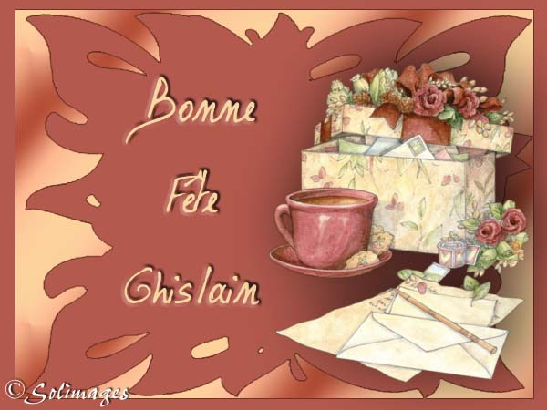 Bon Mardi Ghislain