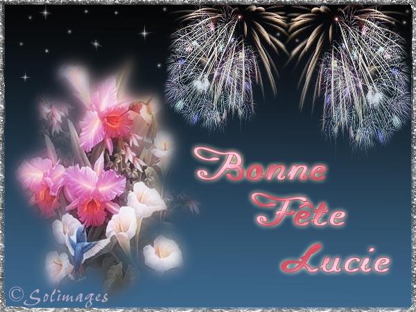 BON MERCREDI à vous tous ..... Lucie