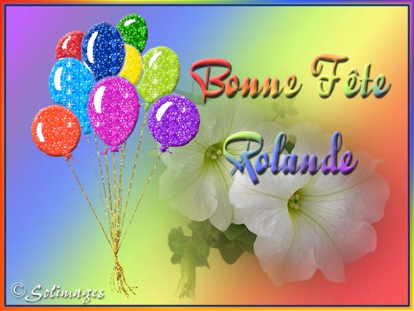 Bon Mardi Rolande