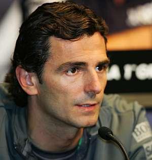 [F1] Pedro de la Rosa Delarosa