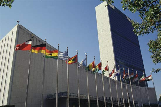 The United Nations and the City States United-nations