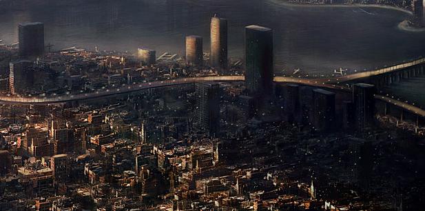 Bienvenidos al nuevo foro de apoyo a Noe #349 / 29.04.17 ~ 09.05.17 - Página 6 Cidade-futurista-orla