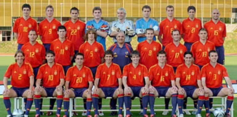 Hilo de la selección de España (selección española) Eurocopa-2004