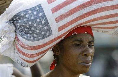 """Dicen que en Cuba... ¿La población cubana """"huye"""" del país?  Usa_aid_haiti"""