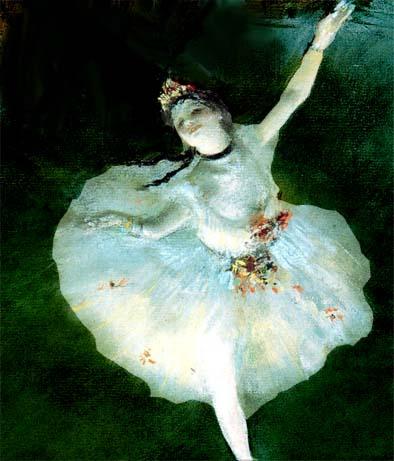 [Jeu] Association d'images Danseuse