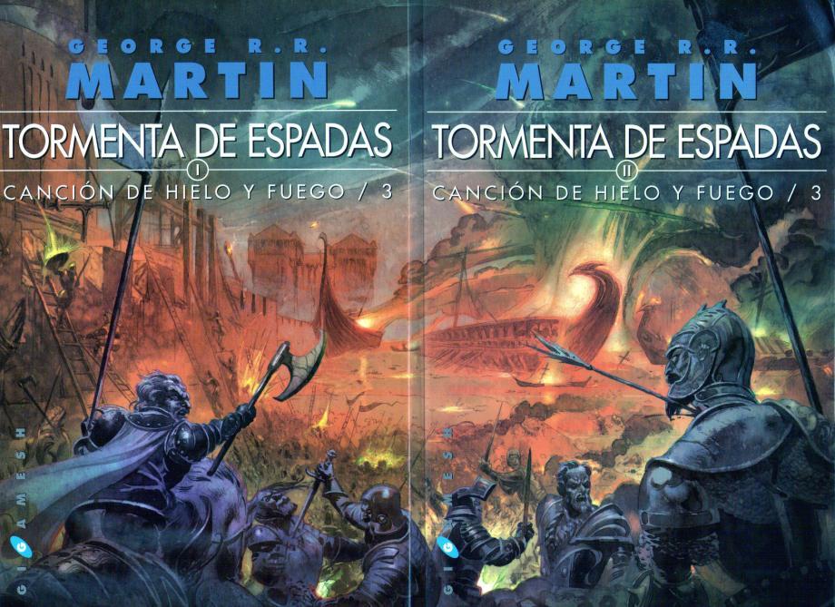 Canción de Hielo y Fuego - George R.R. Martin. (Los libros, no la serie !!!) - Página 2 Tormenta-de-espadas