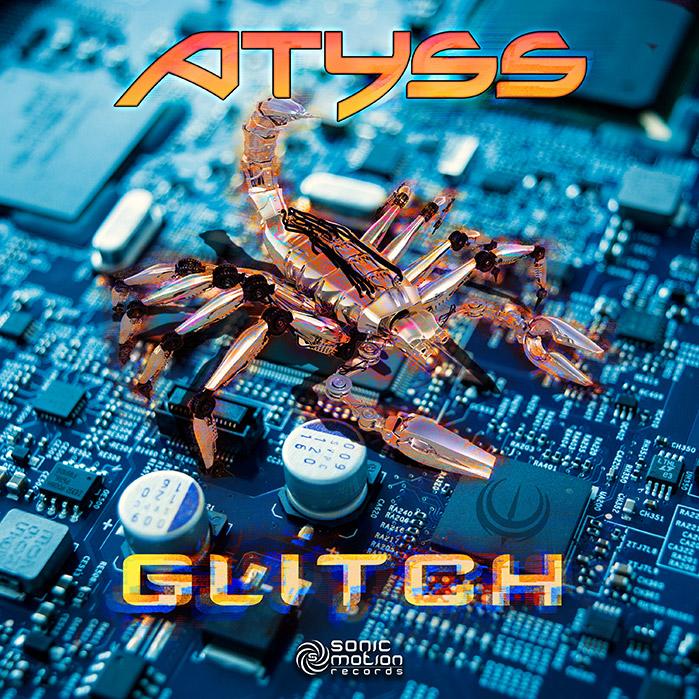 Atyss - Glitch - OUT NOW !! Atyss-Glitch_COVER699
