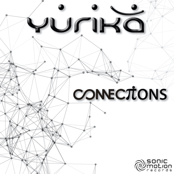 Yurika - Connections - OUT NOW !! Yurika_Connections_CoverRVB699