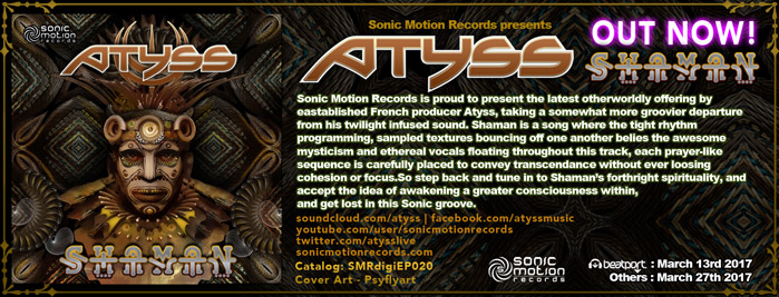 Atyss - Shaman - OUT NOW Atyss_shaman_banner_outnow699