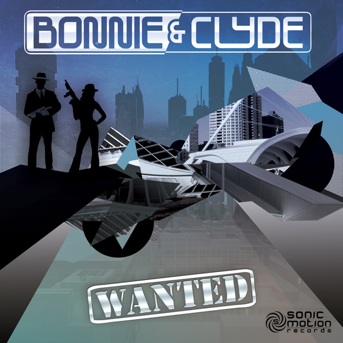 Bonnie and Clyde (Atyss vs Yurika) - Wanted- EP - OUT NOW!! Bonnie_and_clyde_cover699