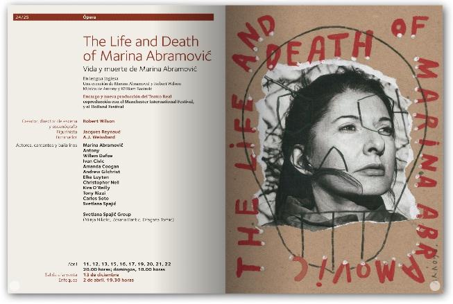 Comentario a The life and death of Marina Abramovic. ¿Tomadura de pelo? Marina-abramovic