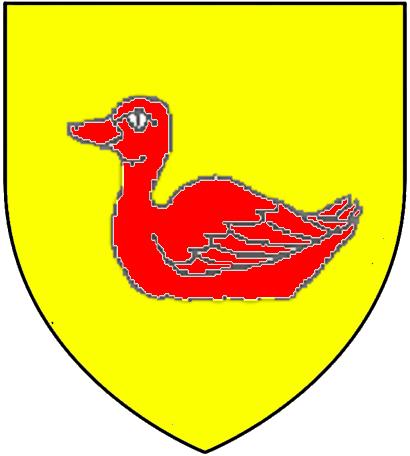 Symposium des canards  Canard-de-gueules