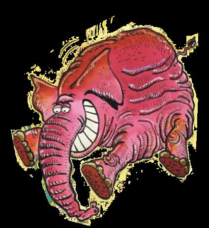 Un éléphant peut en cacher un autre Elephant-de-Carali