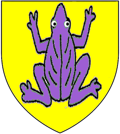 Grenouille ordinaire Grenouille-mauve