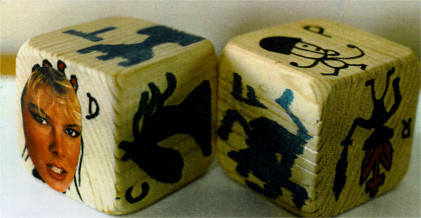 Quatre cent vingt et un  Hexaedre