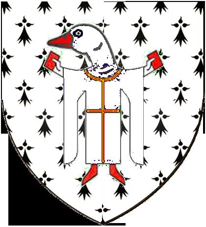 Bénédiction conjuratoire Moine-d-hermine
